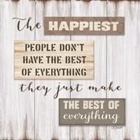 Happiest People Fine-Art Print