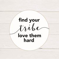 Find Your Tribe Fine-Art Print