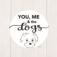 You, Me & the Dogs Fine-Art Print