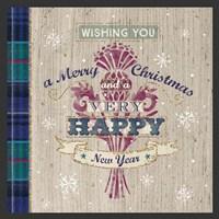 Scottish Christmas Fine-Art Print