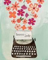 Boss Lady Fine-Art Print