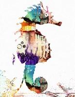 Sea Horse III Fine-Art Print