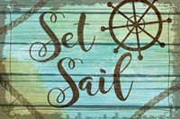 Set Sail Fine-Art Print