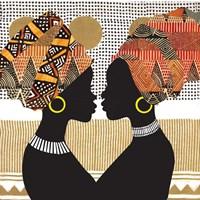 African Women Fine-Art Print