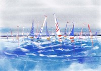 Sail Boats Fine-Art Print
