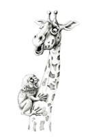 Giraffe IV Fine-Art Print