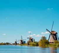 Windmill IV Fine-Art Print