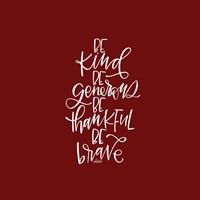 Be Kind Fine-Art Print