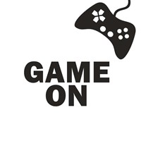 Game On Fine-Art Print