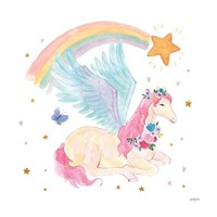Magical Friends II Butterfly Fine-Art Print
