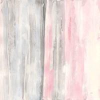 Whitewashed Blush I Fine-Art Print