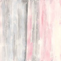 Whitewashed Blush I Fine-Art Print