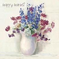 Harvest Ironstone Bouquet II Fine-Art Print
