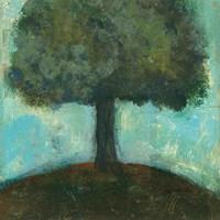 Under the Tree Square II Fine-Art Print