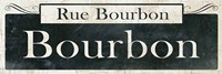 French Quarter Sign I Fine-Art Print