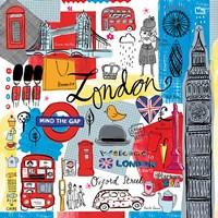 Global Travel III Fine-Art Print