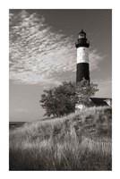 Big Sable Point Lighthouse II BW Fine-Art Print