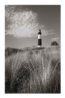 Big Sable Point Lighthouse I BW Fine-Art Print
