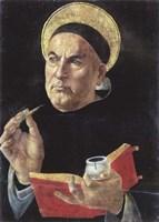St. Thomas Aquinas Fine-Art Print