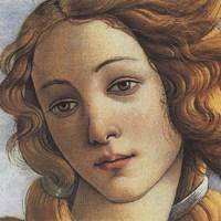 Birth of Venus (detail) Fine-Art Print