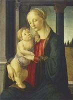 Madonna and Child, 1467 Fine-Art Print