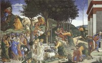 Scenes from the Life of Moses Fine-Art Print