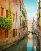 Vintage Inspired Venice Fine-Art Print