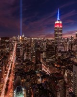 9-11 New York Fine-Art Print