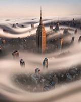 Empire Fog Fine-Art Print