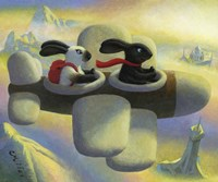 B.N.C.'s Grand Adventure Fine-Art Print