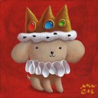Royal Pup Fine-Art Print