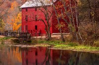 Alley Springs Mill Fine-Art Print