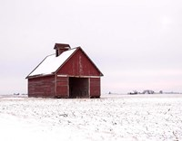 Central Illinois Barn Fine-Art Print