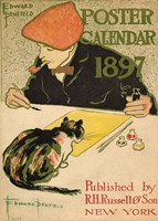R.H. Russell & Son Calendar, 1897 Fine-Art Print