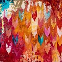 Love Falls From The Sky Fine-Art Print