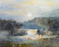 Valley Blue Fine-Art Print