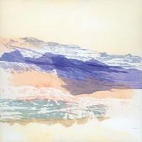 Abstract Mountain Fine-Art Print