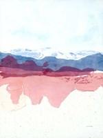 Geode Mountain Fine-Art Print
