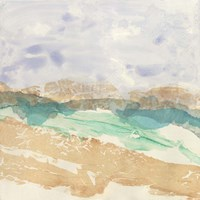 Mountain in Washi Fine-Art Print