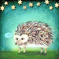 Porcupine for Thomas Fine-Art Print