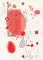 Funny Bunny Makes An Appearance Fine-Art Print