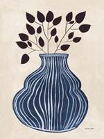 Lapis Vase Fine-Art Print