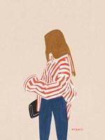 Red Stripes Fine-Art Print
