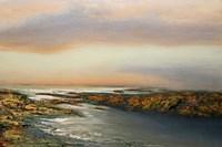 Sunset Waters Fine-Art Print