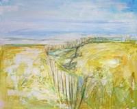 The Beach II Fine-Art Print