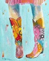 Cowgirl Boots Fine-Art Print