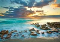Ocean Sunrise Fine-Art Print