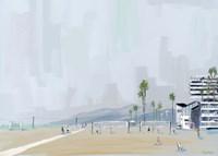 Annenberg Beach House Fine-Art Print