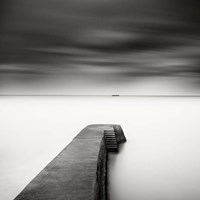 The Jetty-Study #1 Fine-Art Print