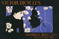 Victor Bicycles (horizontal) Fine-Art Print